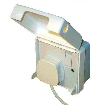 Safetots Universal Single Plug Socket Cover - baby safe plug socket
