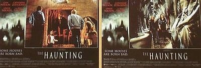 THE HAUNTING - 11x14 US Lobby Cards Set - Liam Neeson, Catherine Zeta-Jones