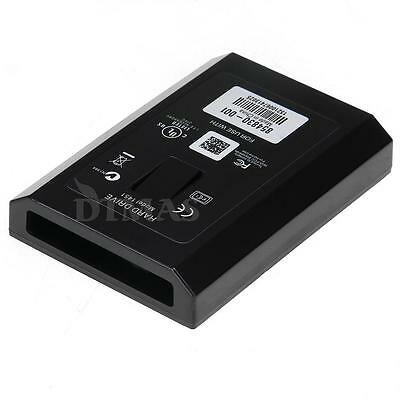 Gaming Hard Disk Drive HDD Case Hausing Shell for XBOX 360 Slim Accessory 320GB