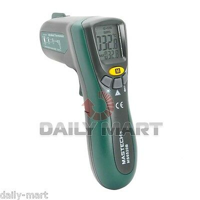 Mastech MS6520B Industrial Non-Contact Infrared Thermometer