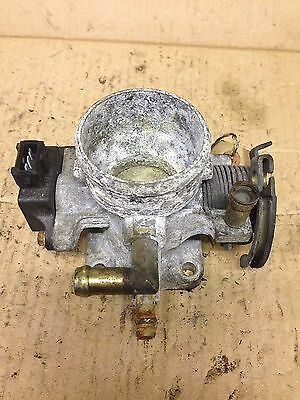 HYUNDAI ACCENT 1.3 1999 THROTTLE BODY AND SENSOR 35170-22010 9600930001