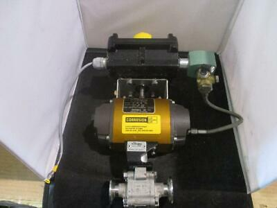 Flowserve Series 39 Pneumatic Actuator w/ Westlock Mechanical Limit Switch - 15