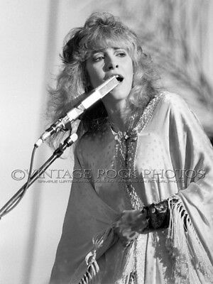Stevie Nicks Poster Fleetwood Mac 18x24 inch Photo '81 Tempe AZ Live Concert 6