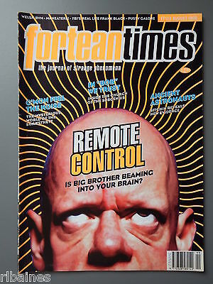 R&L Mag: Fortean Times August 1998, Welsh Pilgrimage/Big Brother Control