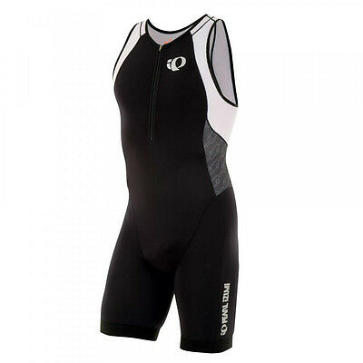 Pearl Izumi Men's ELITE In-R-Cool Tri Suit Trisuit Triathlon – 13111301 Black
