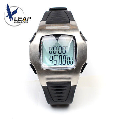 LEAP Football Soccer Referee Timer Sports Game Coach Wrist Watch Stop Count Down