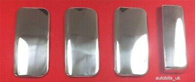 For Ford Transit Chrome Door Handle Cover Set MK6 MK7 2003-2012 Stainless Steel