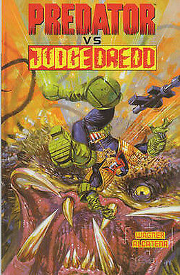 Predator Vs Judge Dredd - ed.Magic Press * NUOVO!!! * sconto 50%