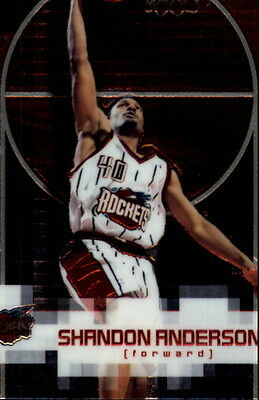 2000-01 Finest #25 Shandon Anderson