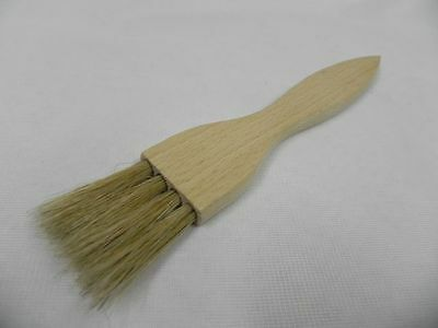 T/&G Woodware Pastry Cooks Flat Brush /& Red Nylon Bristles FREE DELIVERY 6158