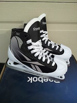 Reebok 5K Senior Ice Hockey Goalie Skates Sr All Sizes