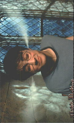 2004 Harry Potter and the Prisoner of Azkaban Update #106 A Fiery Treat