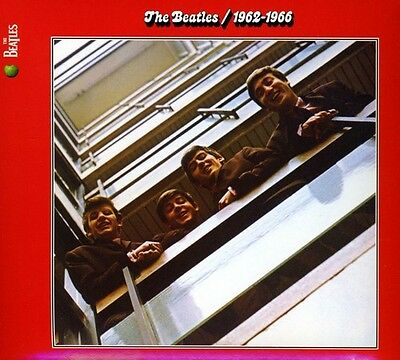 Red 1962-1966 - Beatles (2010, CD NUOVO)