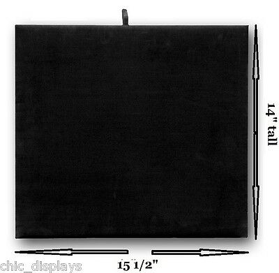 Large Velvet Jewelry Tray Liner Case Liner Display Pad For Cases Case Pad Insert