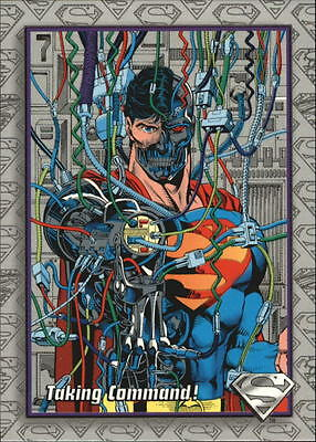 1993 The Return of Superman #65 Taking Command