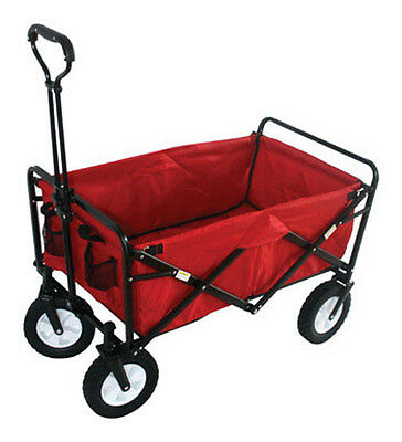 Mac Sports Folding Garden Cart Wagon (WTC-109)