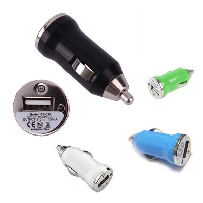 CHARGEUR VOITURE ADAPTATEUR USB ALLUME CIGARE iPHONE SAMSUNG GPS iPAD MP3