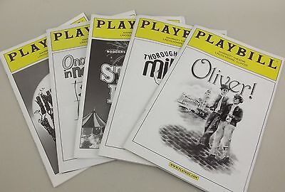 5 Playbill Chicago Marriott Lincolnshire Theatre 2006 Magazine Program