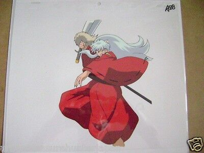 Inuyasha Rumiko Takahashi Anime Production Cel 5