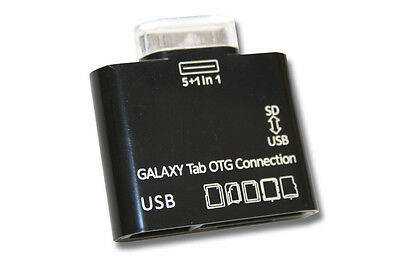 OTG ADAPTER CARD READER FOR Samsung Galaxy Note 10.1 GT-N8000