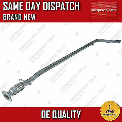 FIAT PUNTO 1.2 8v EXHAUST FLEX CENTRE MIDDLE PIPE 99 on *NEW*