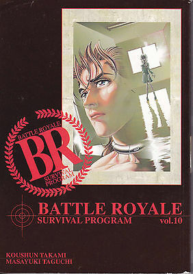 BATTLE ROYALE vol.10  I° edizione PlayPress