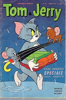 TOM & JERRY N° 57  anno 1973