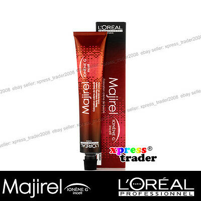 L'Oreal Majirel Professionnel Permanent Ionene G Colour Hair Dye 50ml
