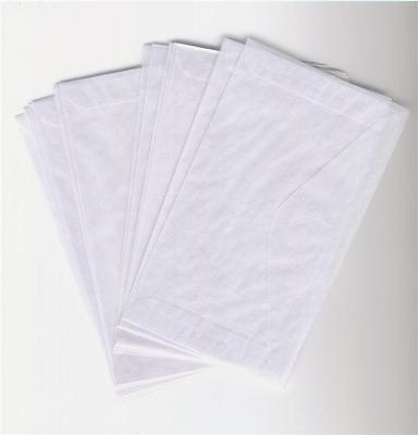 One Thousand (1000) #5 Glassine Envelopes  ---  3 1/2 X 6 --- WITH FREE SHIPPING