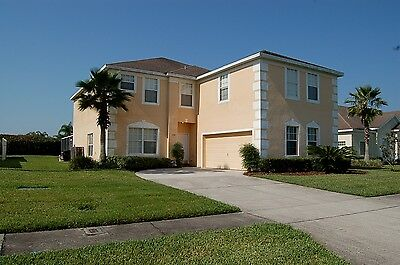 148 Disney area vacation homes large 6 bed with private pool not overlooked