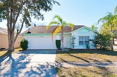 8826 Orlando vacation homes close to Disney 4 bed house for rent with pool