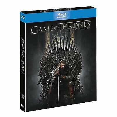 Game of Thrones (Le Trône de Fer) - Saison 1 [Blu-ray] VF