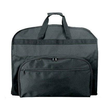 Heavy Duty Travel Garment Bag Cover for Suit Pants Dress Storage Luggage 24X39""