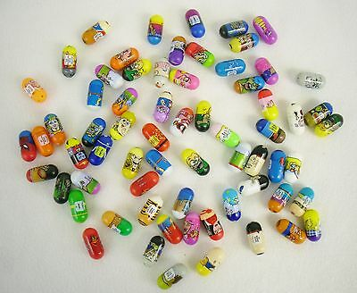 HUGE Lot of 67 Mighty Beanz Marvel and Much More! FREE SHIPPING