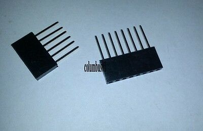 40x Stackable Shield Female Header 6p&8p pin header connector for Arduino