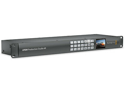 Blackmagic Design ATEM Production Studio 4K Live Switcher SWATEMPSW4K