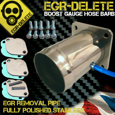 Land Rover Defender & Discovery 2 Td5 Egr Delete Removal Kit Blanking Plate