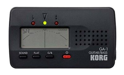 Korg  GA1 Solo Digital Tuner Guitar and Bass