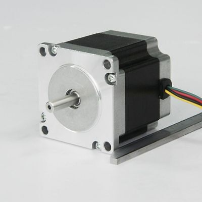 1pc Nema 23 CNC 425oz-in,Single Shaft,4-lead Stepper Motor Router 3D Printer
