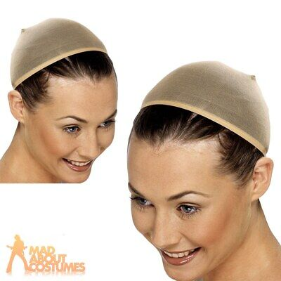 Wig Cap Nude Breathable Essential Accessory for Fancy Dress Wigs