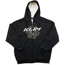 *cyber Sale* New Small Klim Gear'd Hoody Black Motorcycle/snowmobile  Sweatshirt