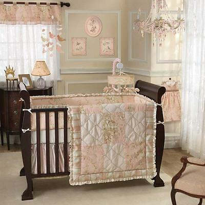 Little Princess 5 Piece Baby Crib Bedding Set by Lambs & Ivy