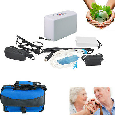 CE High Density Portable oxygenerat Oxygen Concentrator Generator Car/Home/ MOHO
