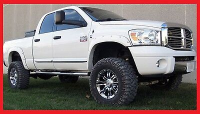 Dodge Ram 1500 2500 3500 , 2003 - 2009  , Fender Flares / Wheel Arch Extensions