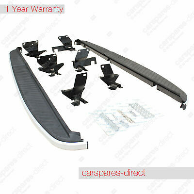 Range Rover Sport/land Rover Side Steps Running Boards 2005 2012 Original Style