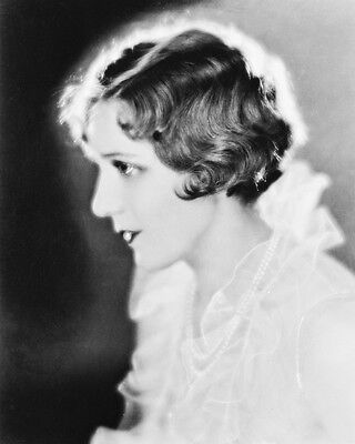 MARY PICKFORD B&W IN PROFILE PHOTO OR POSTER