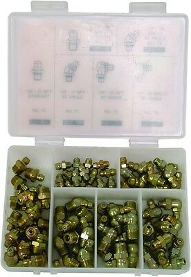 Standard grease fitting assortment - 80 piece, 66