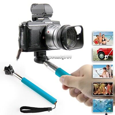 Extendable Handheld Monopod Tripod Mount Adapter for GoPro Hero 1-3 Camera  2014