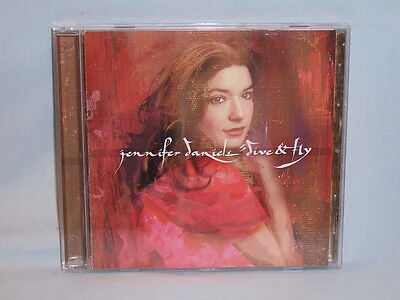 Dive & Fly By Jennifer Daniels 2001 CD TNtrees Records