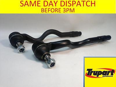 BMW 3 SERIES COUPE MK4 E46 99-07 TRACK TIE ROD END LEFT RIGHT OS NS PAIR SET X2